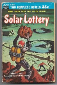 solar lottery 1955