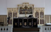 Christ Church(Last Supper frieze)_7