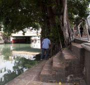 Malacca River Stone Steps_1a