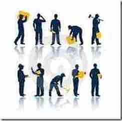 trabajadores thumb Inscribir al RFC a empleados en Informativa Sueldos y Salarios
