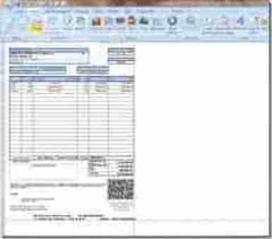 cbb 3 thumb Elabora tu Propio Formato de Factura con Código de Barras Bidimensional   CBB Excel
