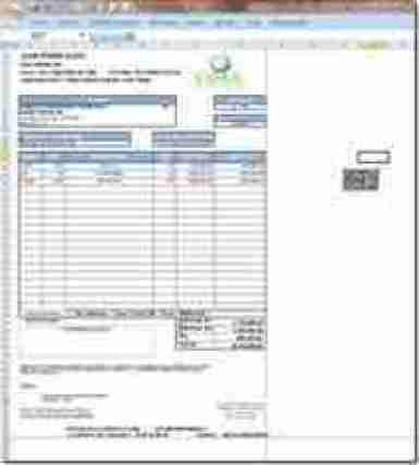 cbb 5 thumb Elabora tu Propio Formato de Factura con Código de Barras Bidimensional   CBB Excel