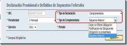 NEPE dYp 2012 thumb Presentar Pagos Provisionales del Esquema Anterior   Servicio de Declaraciones y Pagos