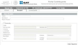 """image thumb9 Guia para Facturar con CFDI desde la pagina del SAT – Factura Facil desde """"Mis Cuentas"""""""