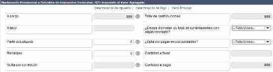PAGO PROVISIONAL SIMPLIFICADO PAGO IVA Problemas en Pago Provisional Simplificado 2014 en la Pagina del SAT   Acreditar IVA a Favor