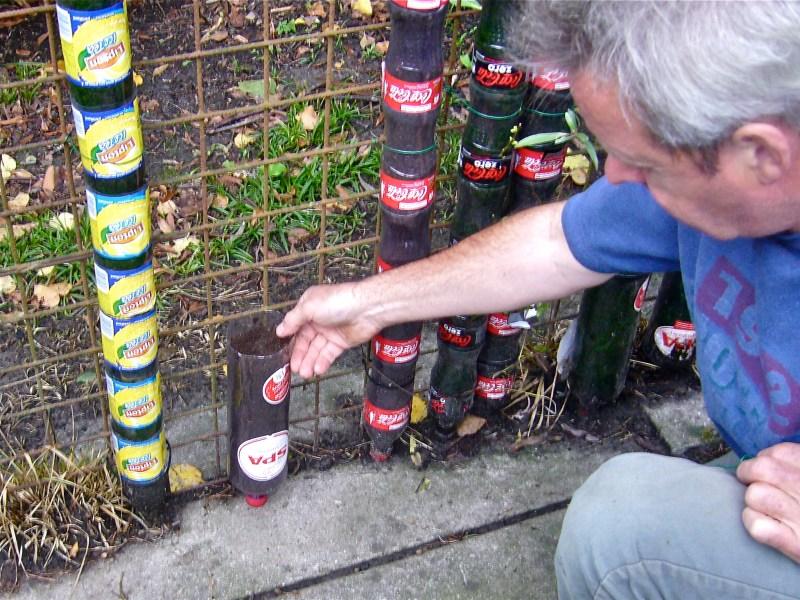 Large Of Soda Bottle Vertical Garden