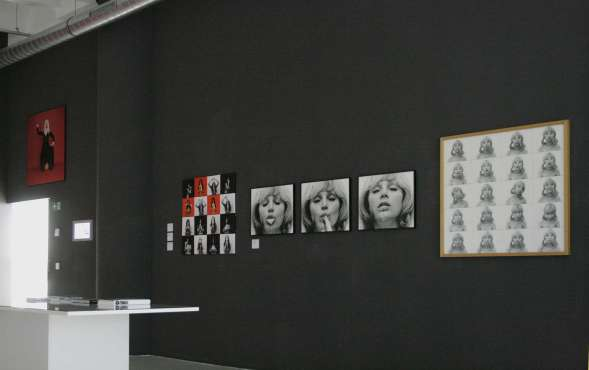 "Natalia LL, exhibition view: ""Natalia LL. Jestem! (I am) at The Regional Gallery of Fine Arts in Zlín, Zlin 2014, photo Contemporary Lynx"