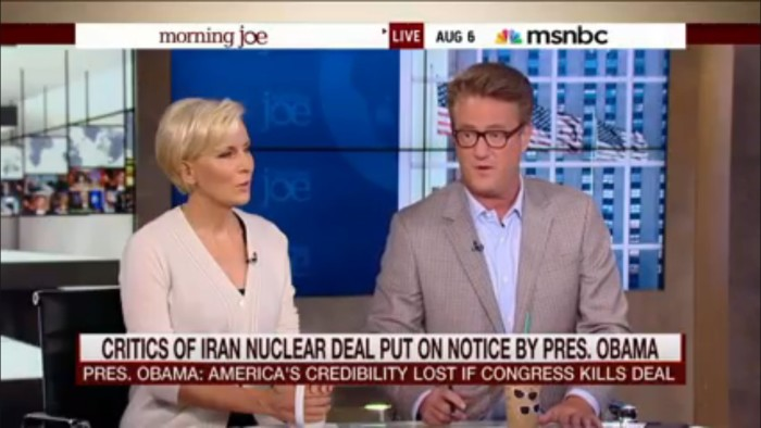 morning joe josh earnest
