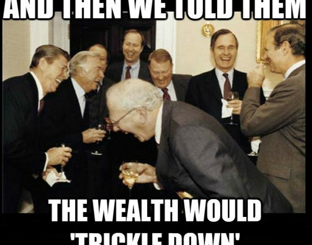 trickle downedited