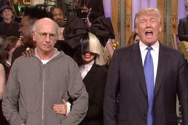Donald-Trump-Larry-David