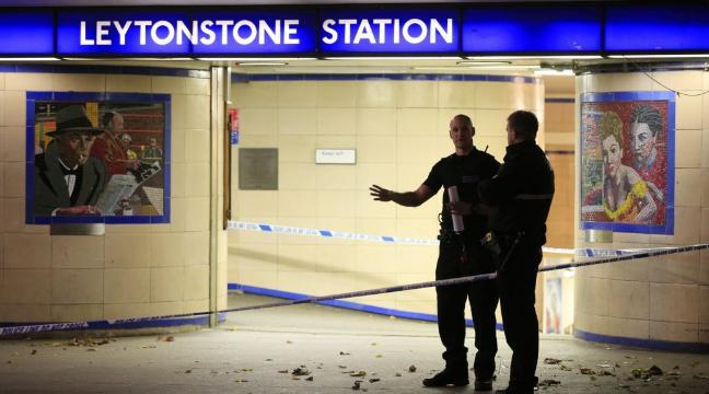 london tube attack