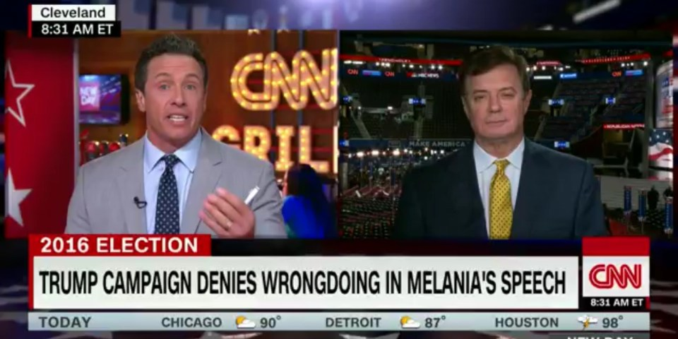 chris cuomo paul manafort