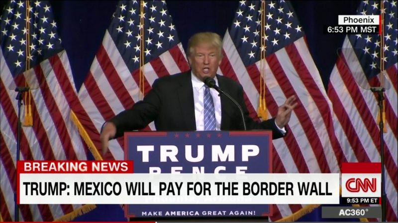 trump arizona speech