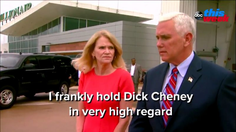 pence-cheney