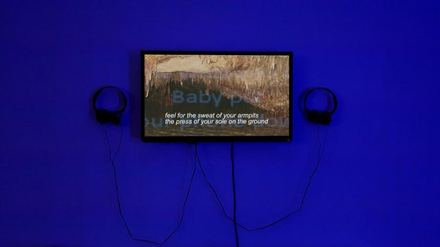 Hannah Black - ''My Bodies'' (2014) Installation view