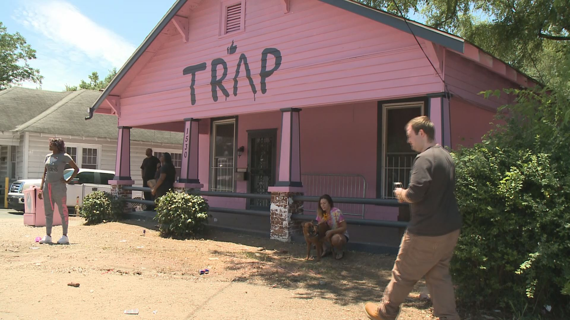Fullsize Of 2 Chainz Trap House