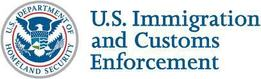 Immigration and Customs Enforcement (ICE) Logo