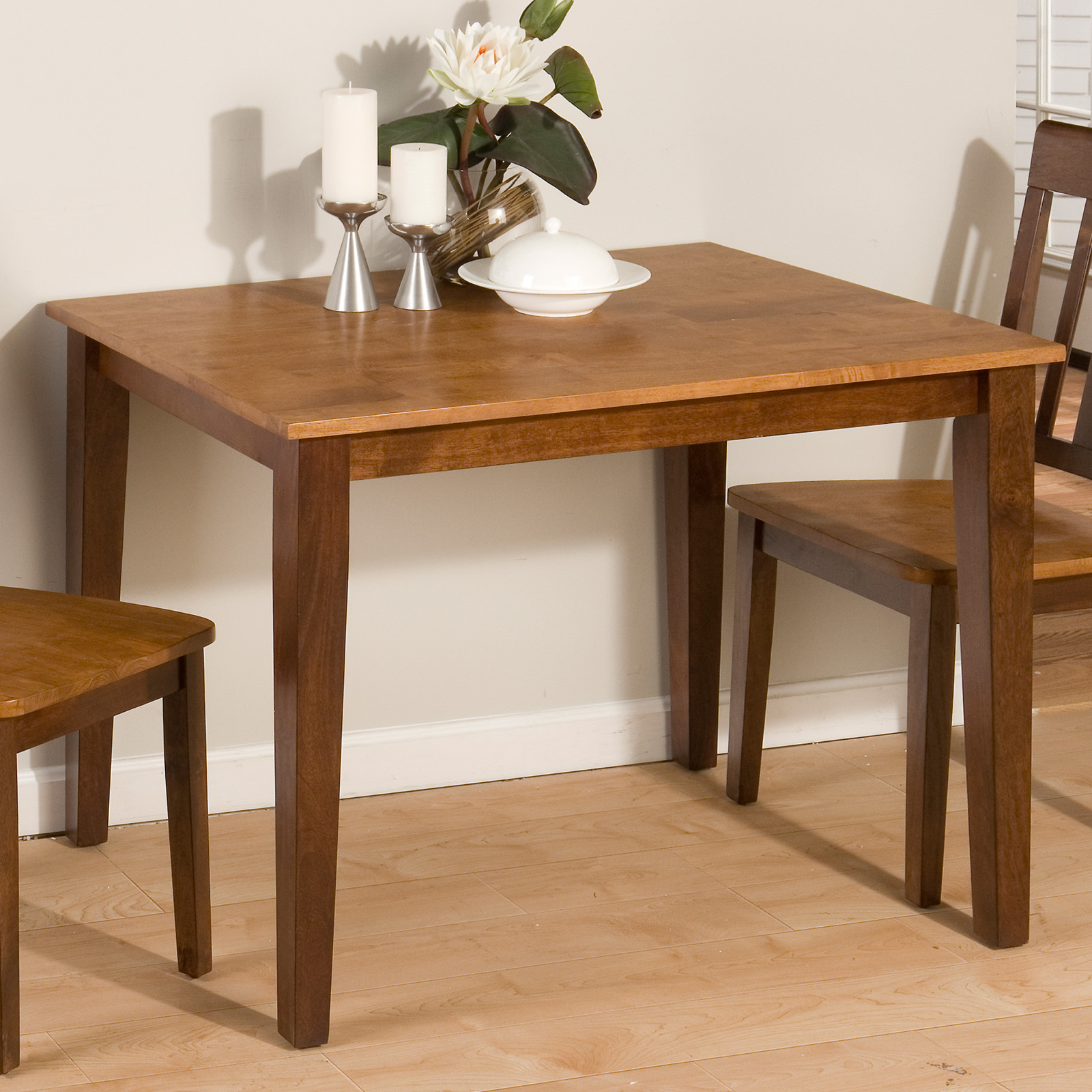 small rectangular kitchen table sets small kitchen table Jofran Kura Canyon Small Rectangular Dining Table at Hayneedle