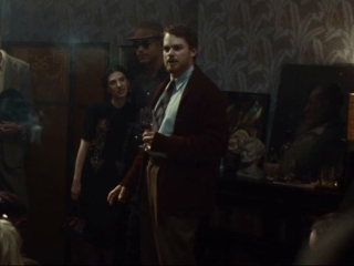 587231 020 Kill Your Darlings Clip and Photos Featuring Daniel Radcliffe and Dane DeHaan