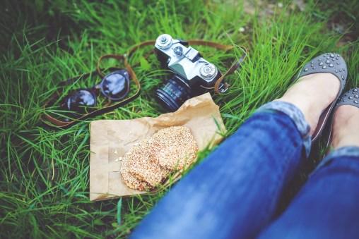 food-woman-camera-girl