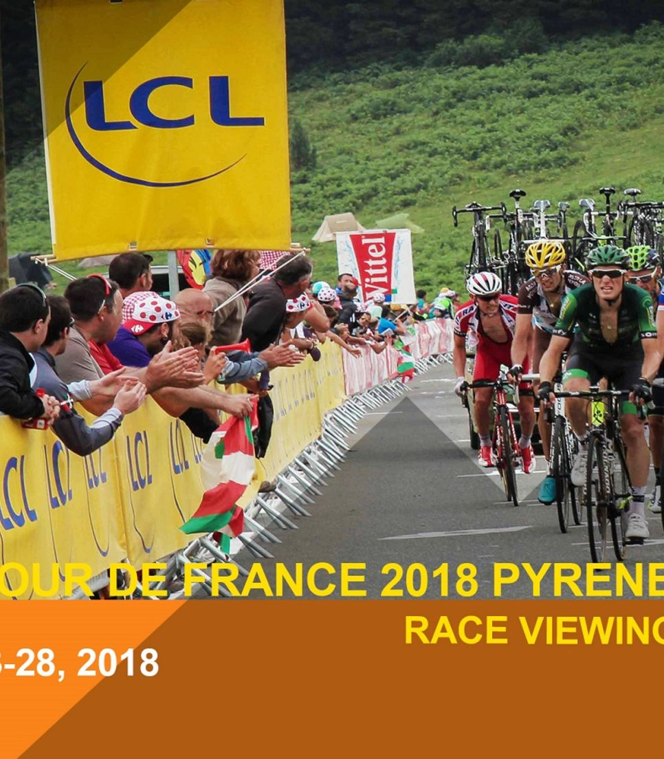 Tour de France 2018 Pyrenees Cycling Tour   Roar Adventures Bike Tours Experience the Tour de France first hand in the midst of the Pyrenees