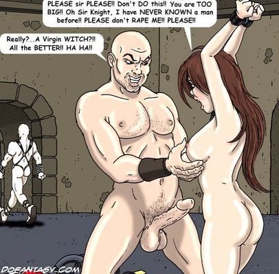 bishop bondage comics
