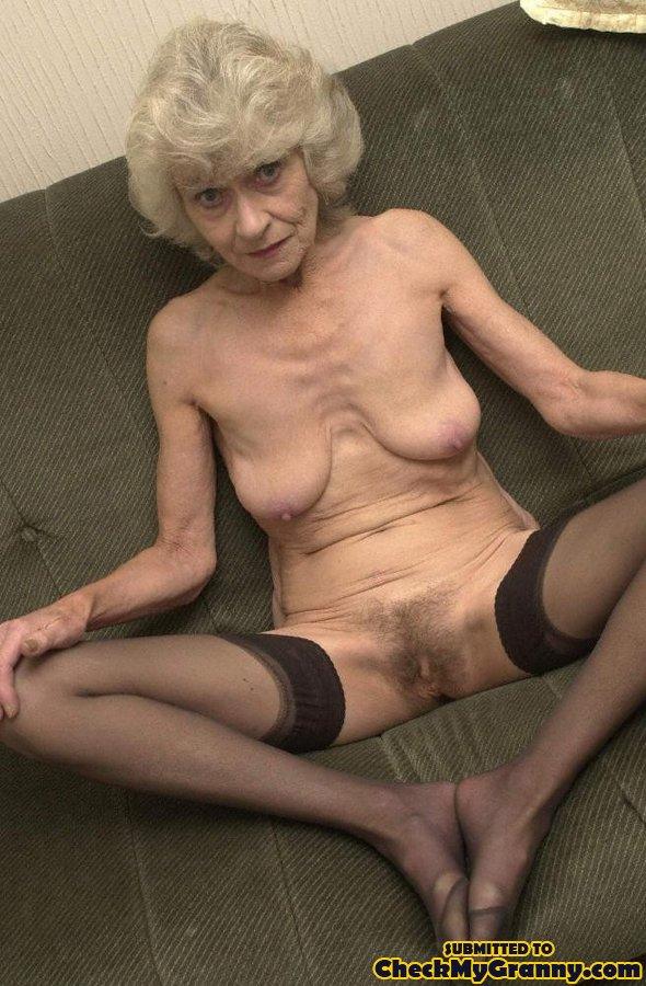 naked older redhead women