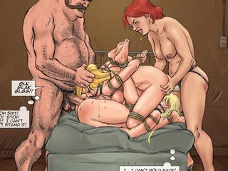 erotic comics femdom