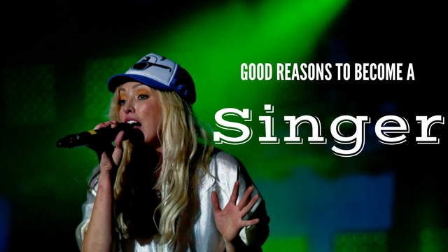 Top 11 Good Reasons to Become a Singer   WiseStep Become a Singer