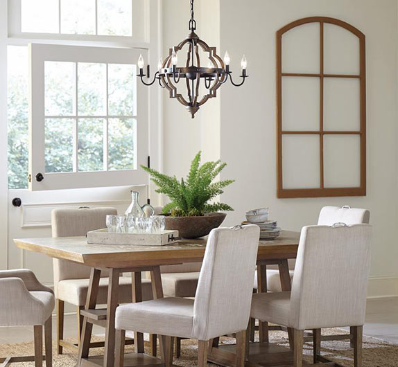 The Home Depot Rustic Chandeliers