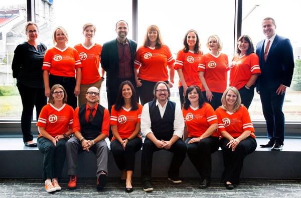CMI Staff at CMW 2013