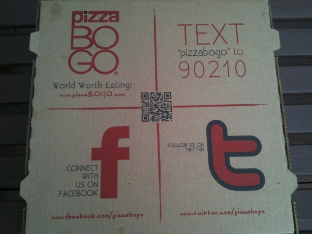 Best Pizza Box Ever