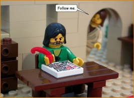LEGO Jesus
