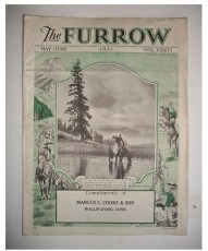 The Furrow Magazine from John Deere - 1931