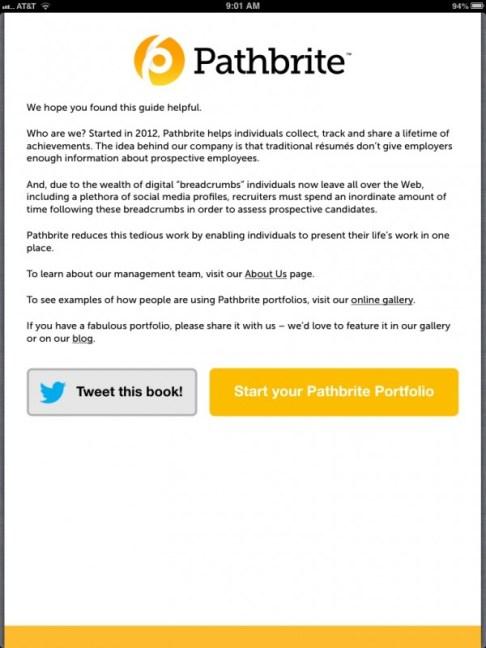interactivity -- readers can tweet easily