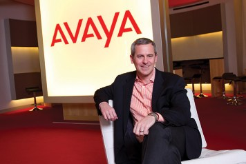 mark wilson of avaya