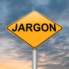 jargon road sign
