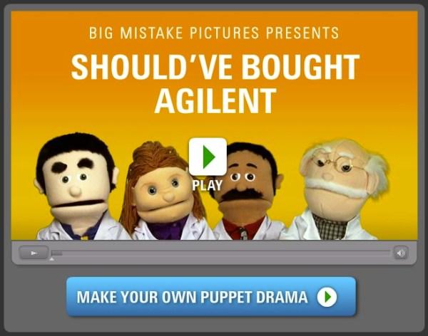 puppet chemistry