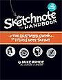 sketchnote handbook-book cover
