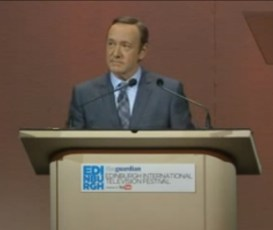 kevin spacey speech
