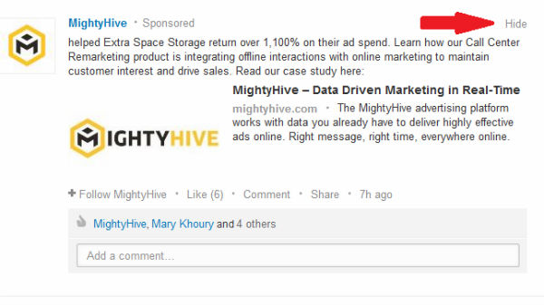 content-marketing-linkedin-sponsored-updates-hide