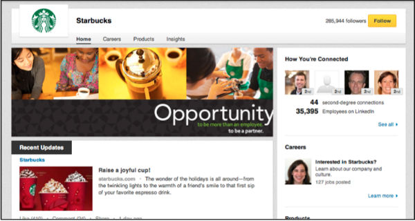 How B2C Marketers are Using LinkedIn: Opportunities and Examples