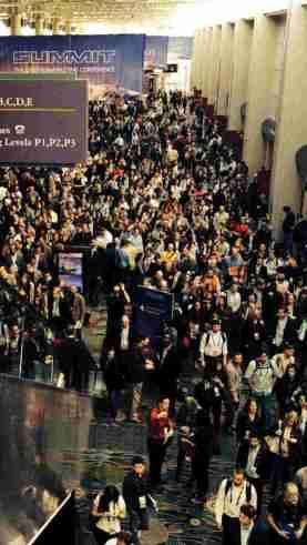 crowd photo-adobe digital marketing summit
