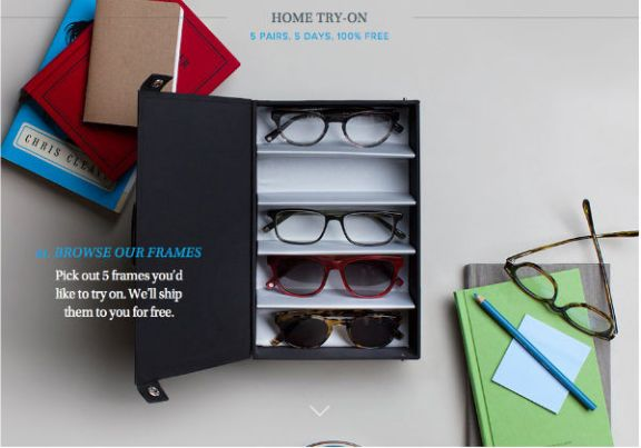 eyeglasses-home try-on