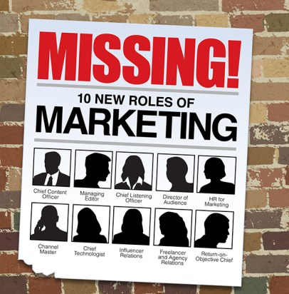 Missing-10 new roles of marketing