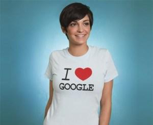 love Google penguin