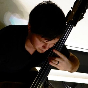 Double bassist and orchestra director Gabe Katz