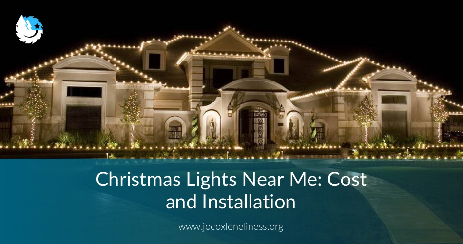 Christmas Lights Near Me: Cost & Installation - Checklist & Free Quotes