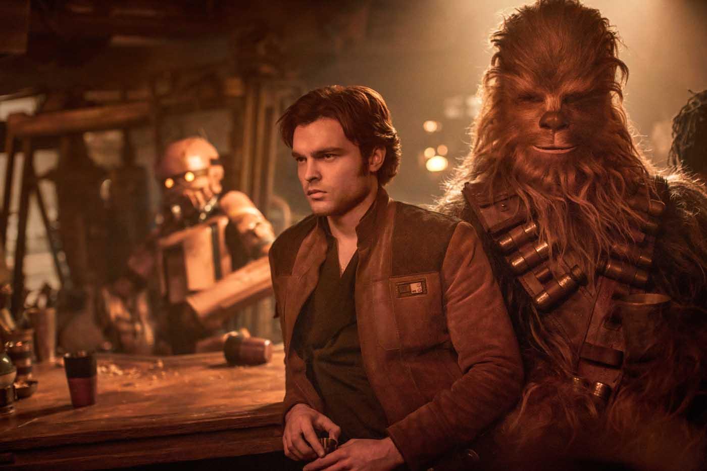 Crítica Han Solo: una historia de Star Wars