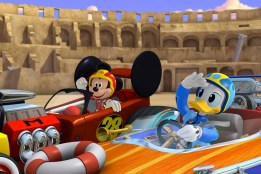 Critica Mickey y los superpilotos